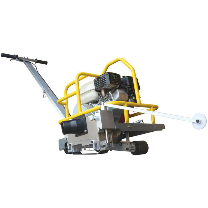 "Tomahawk Power TFS6H 6"" 3.5 HP GX120 Honda Walk Behind Concrete Saw"