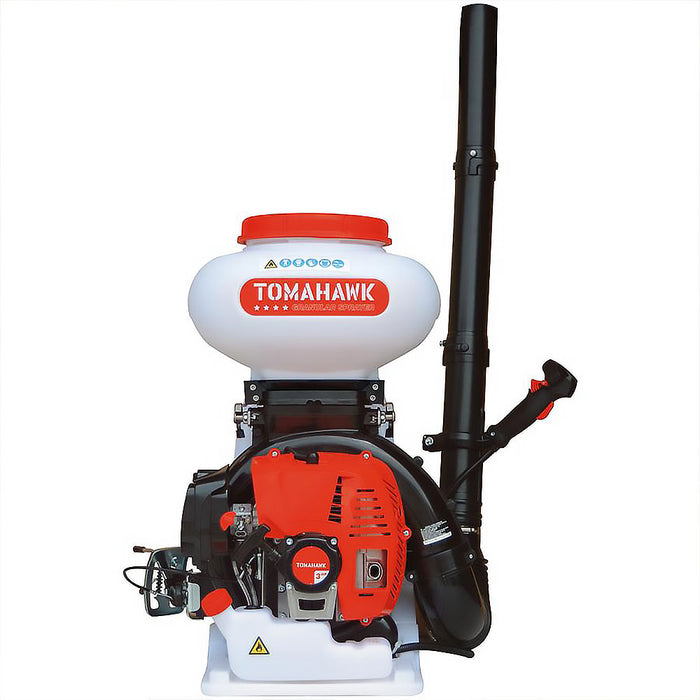 Tomahawk Power TGS30 3 HP 4 Gallon Motor Backpack Granular Spray Fertilizer