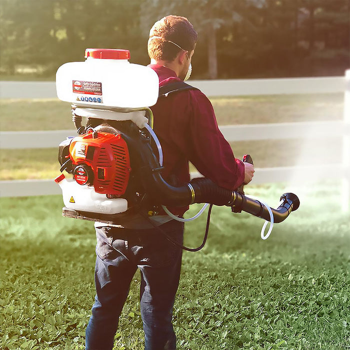 Tomahawk Power TMD14 2 HP 3.7 Gallon Turbo Boosted Pest Control Backpack Sprayer