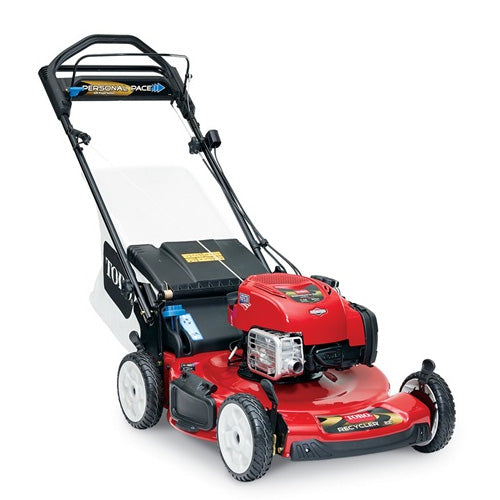 Toro 20333 22-Inch 163cc Personal Pace Spin Stop Gas Powered Push Lawn Mower
