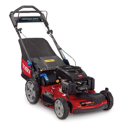 Toro 20357 22-Inch 159cc Recyler PoweReverse Personal Pace Lawn Mower