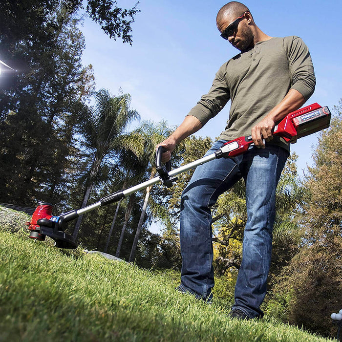 Toro 51481 40-Volt 13-Inch PowerPlex Cordless String Trimmer/Edger Kit