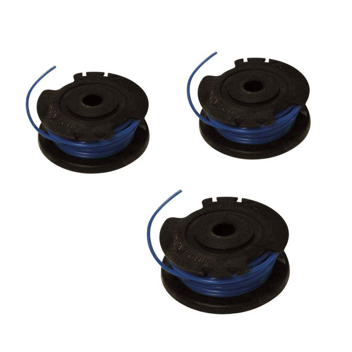 Toro 88524 12 x 0.065-Inch Auto-Feed String Trimmer Replacement Spool - 3pk