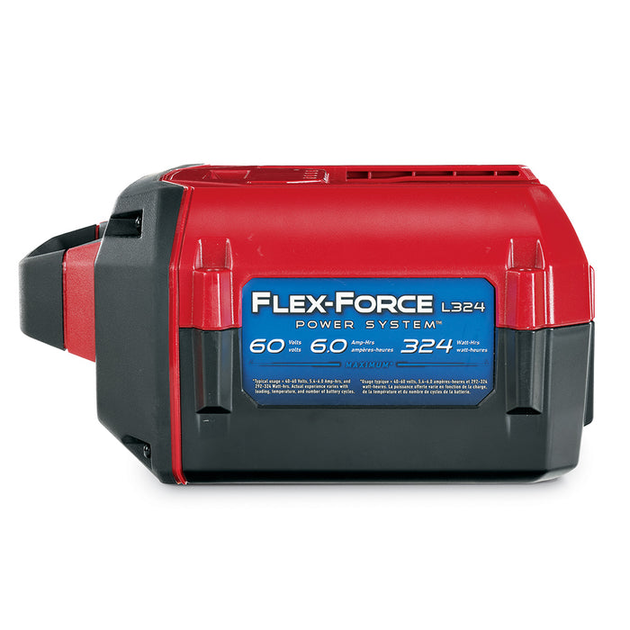 Toro 88660 60 Volt 6.0Ah 324 Watt Hour Flex-Force Lithium-Ion Battery Pack