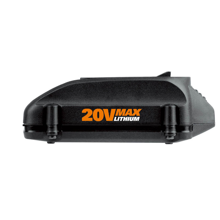 Worx WA3520 20-Volt 1.5Ah Max Lithium-Ion Battery Pack