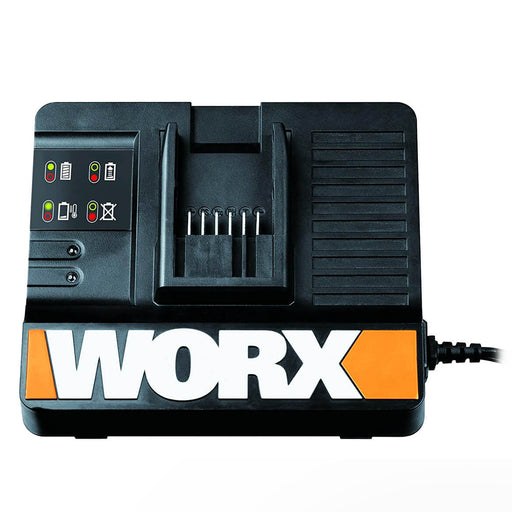 Worx WA3847 20-Volt Quick-Charging Lithium-Ion Battery Charger