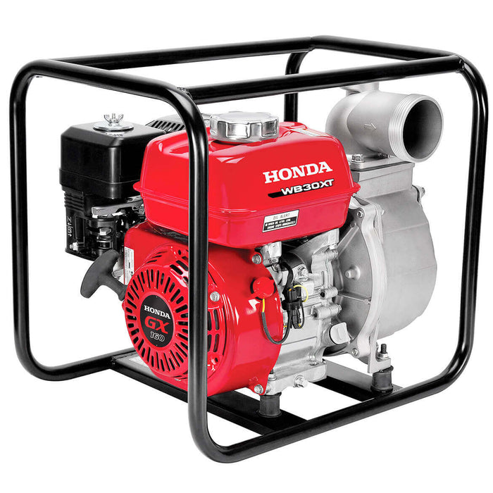 Honda WB30XT3A 3-Inch 290-Gpm 4-Cycle Commercial Grade OHV Water Pump