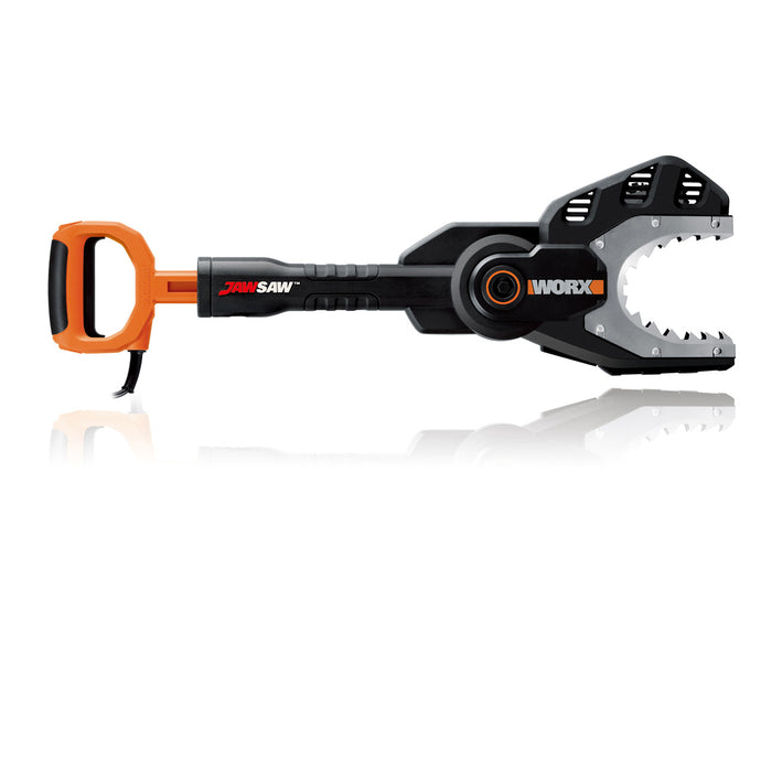 Worx WG307 4-Inch 5-Amp Auto-Tension JawSaw Electric Chainsaw