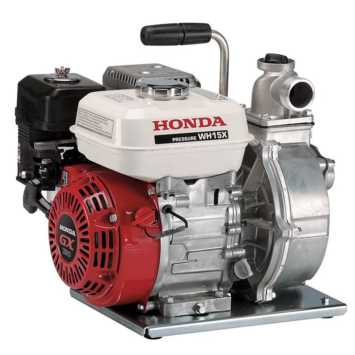 Honda WH15XK2AC 1.5-Inch 115-Gpm 55-Psi High Pressure Water Pump