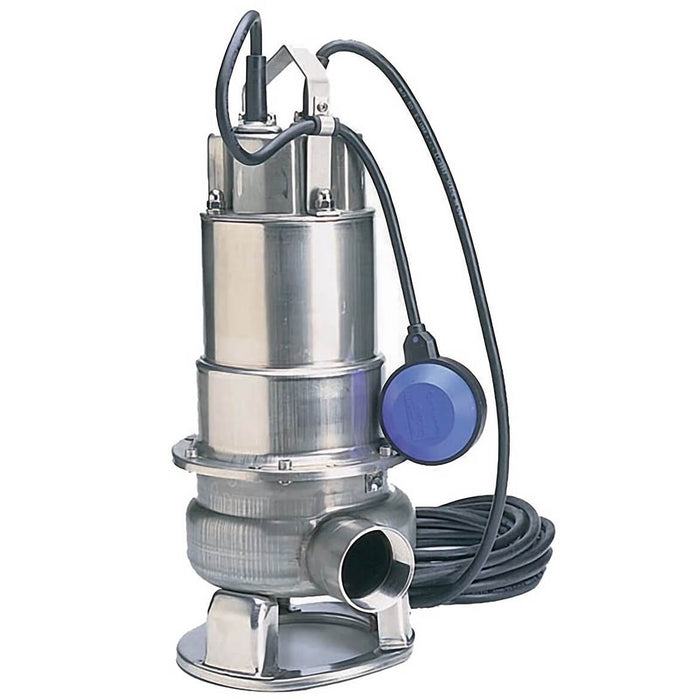 Honda WSP50 110 GPM 1/2-HP 115-Volt Submersible Side Discharge Trash Pump
