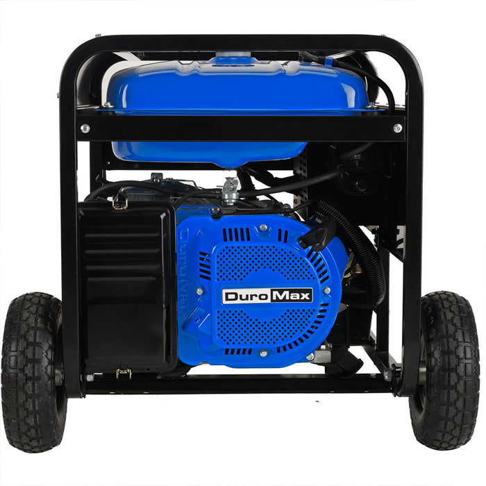 DuroMax XP10000EHC 10kW Electric Start Hybrid Portable Generator -Canadian Model