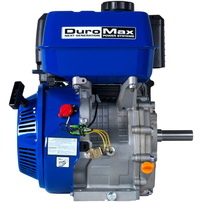 DuroMax XP18HP 440cc Recoil Start Horizontal Gas Powered Engine