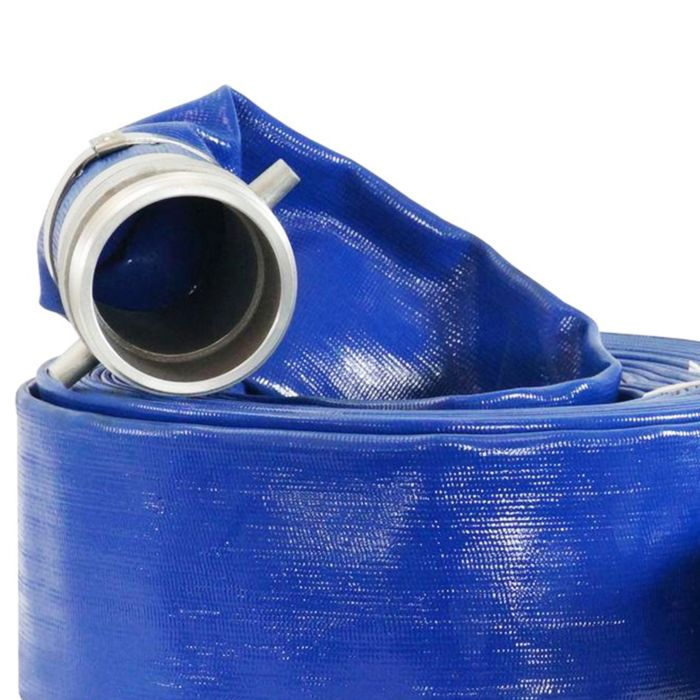 DuroMax 3-Inch x 25 Ft Discharge Evacuation Hose Water Pump - NPT Camlock - HP0325D