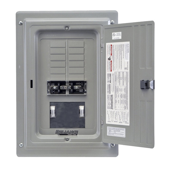 Reliance XRC0303C 7,500-Watt 60-Amp GFI Indoor Transfer Switch Panel