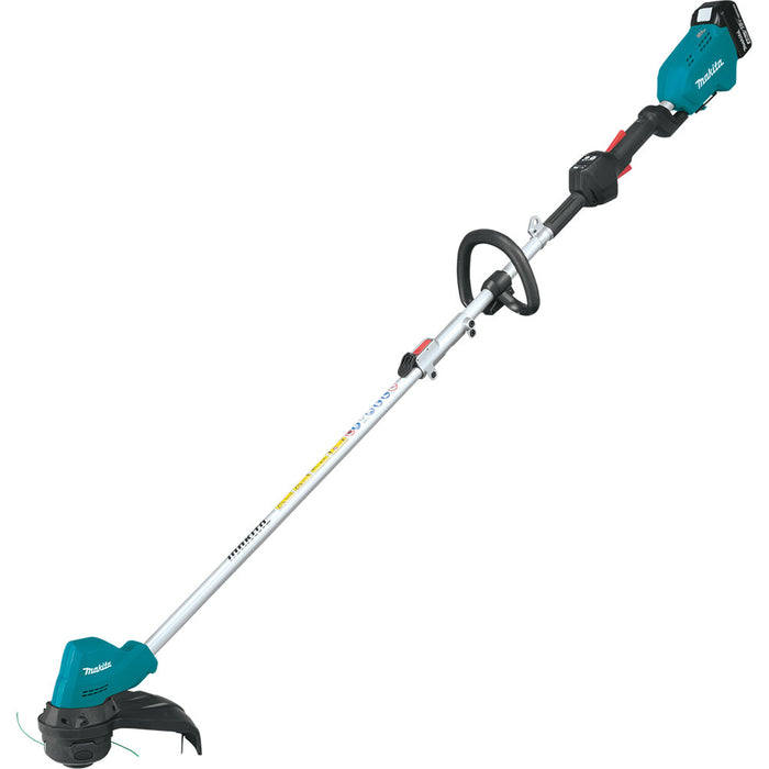 "Makita XRU12SM1 18V 12"" LXT Lithium-Ion Brushless Cordless String Trimmer Kit"