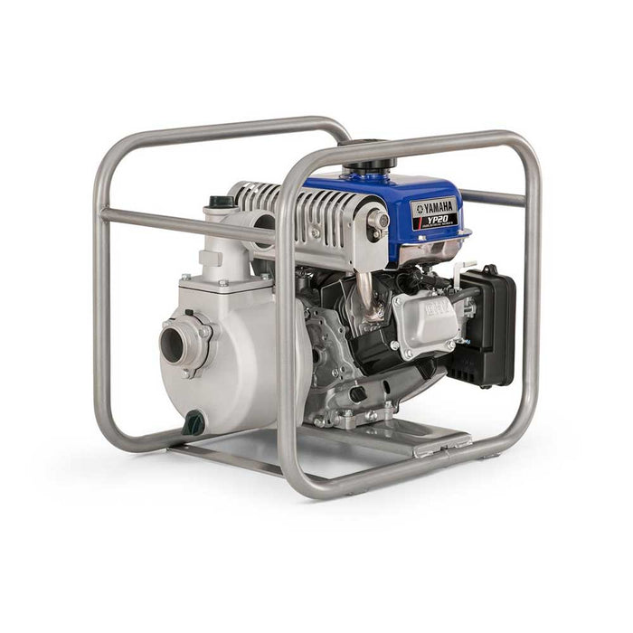 "Yamaha YP20GJ 2"" 169-Gal/Min Water Pump w/ Oil Warning System - Scratch And Dent"