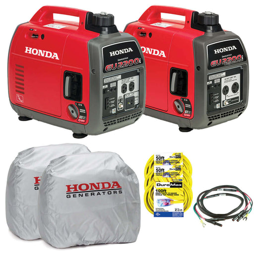 Honda EU2200i-PKIT 2,200-Watt 120V EU22000i and EU2200ic Companion Parallel Combo Kit