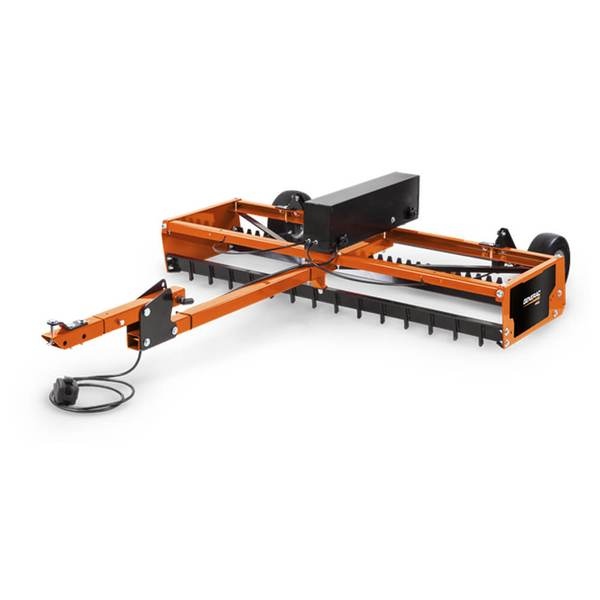 Generac PG25060XENG 60-Inch Remote Controlled Carbide-Tipped Pro Power Grader