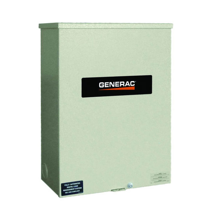 Generac RXSC100A3 120/240-Volt 100-Amp NEMA 3R CUL Smart Transfer Switch
