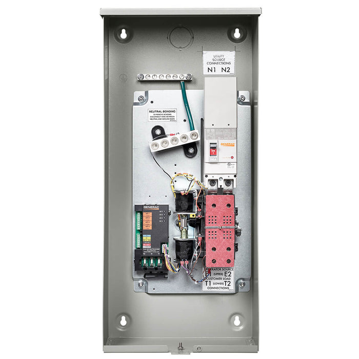 Generac RXSW100A3 240-Volt 100-Amp NEMA 3R Automatic Smart Transfer Switch