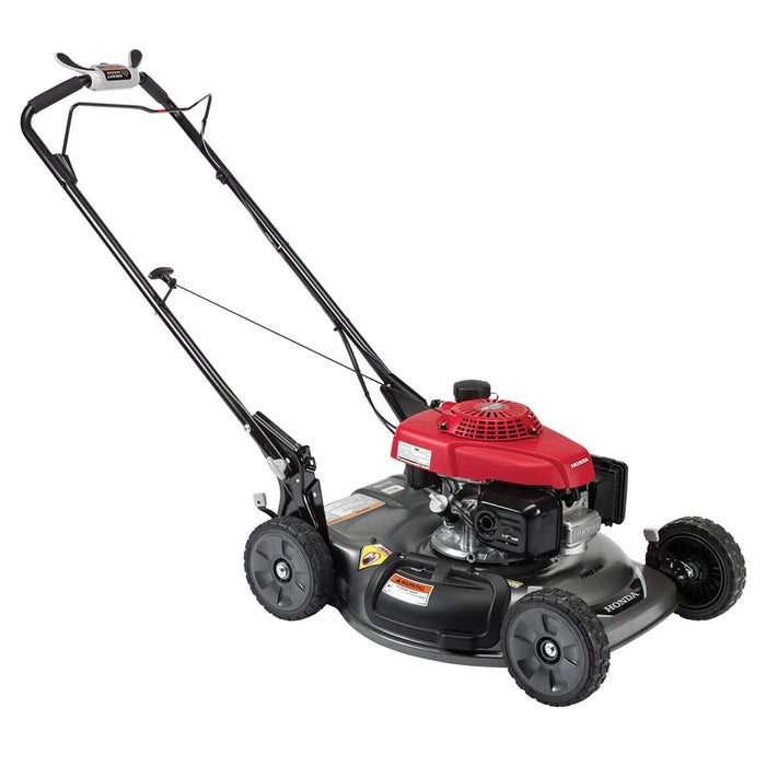 Honda HRS2166PKA 21 Inch Side Discharge Gas Push Lawn Mower W/ Best In Class
