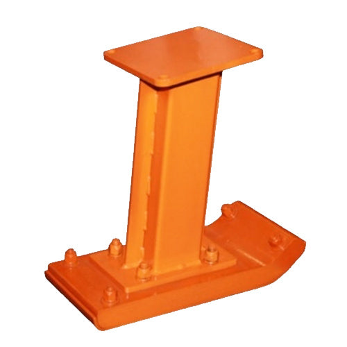 Multiquip 660X 6-1/2-Inch  x 12-Foot Rammer Foot Attachment for MT54 Rammer