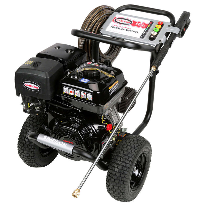 SIMPSON PS60843 4,400-Psi 4.0-Gpm Gas Pressure Washer By SIMPSON - 60843