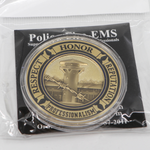Correction Officer's Oath Challenge Coin