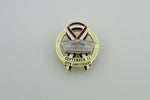 Limited Edition 20th Anniversary USA Ribbon Pentagon 2001-2021 Never Forget Pin