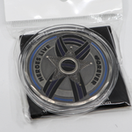 Heroes Live Forever 5 Point Star Thin Blue Line Ribbon Challenge Coin