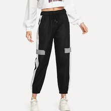 Load image into Gallery viewer, Fashion Plain Slim Casual Pants
