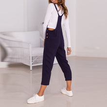Load image into Gallery viewer, Casual Slim Thin Wide Leg Jumpsuit