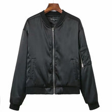 Load image into Gallery viewer, Casual Zipper Collar Cotton Jacket
