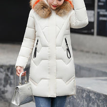 Load image into Gallery viewer, Casual Slim-Fit Cotton Jacket Down Jacket