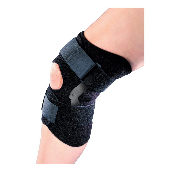 Wraparound Neoprene Knee Support with Front Closure