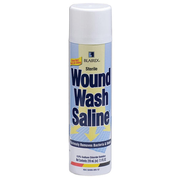 Wound Wash Saline Spray