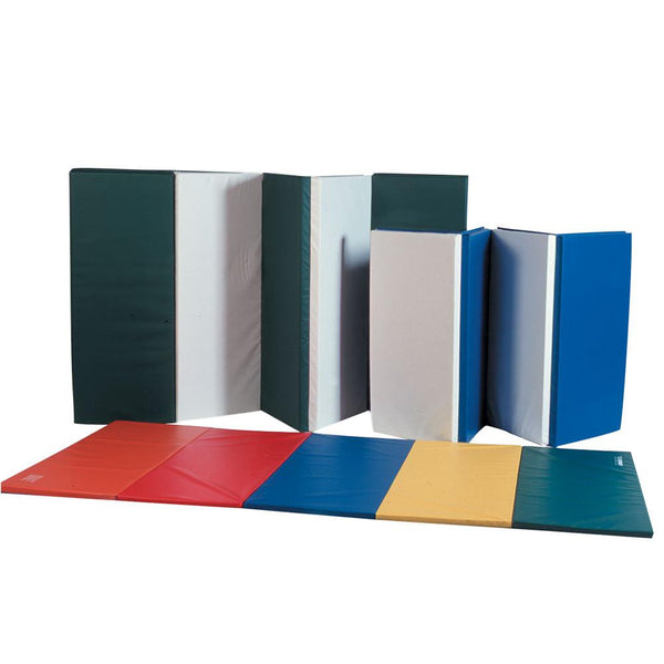 Accordion Folding Mats - 6'
