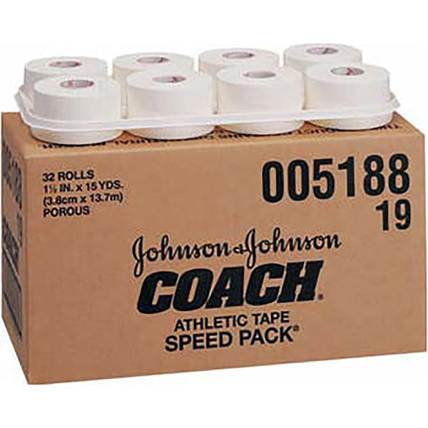 "1.5"" Coach® Athletic Tape"