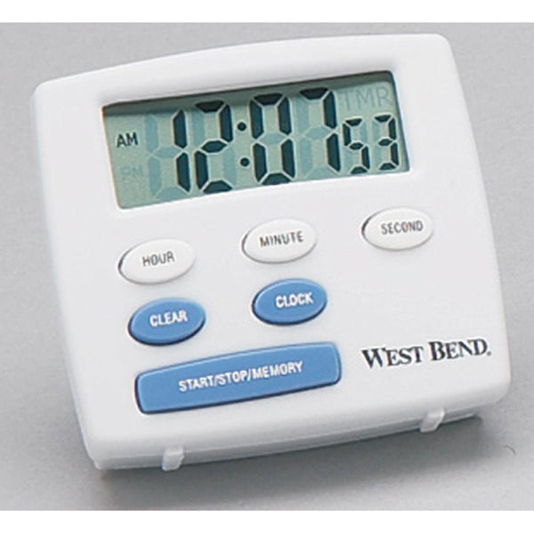 Electronic Timer with LCD Display
