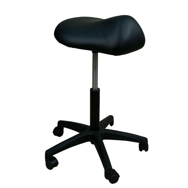 Professional Stool with Saddle Seat