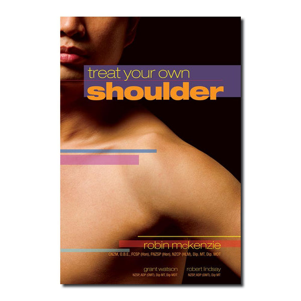 Treat Your Own Shoulder Book