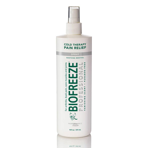 BIOFREEZE® Professional Pain Reliever - 16oz Spray