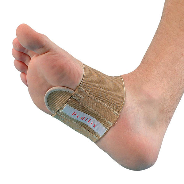 Arch Binder with Metatarsal Pads
