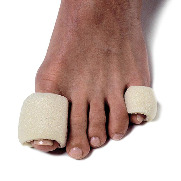 Tubular Foam Toe Bandage