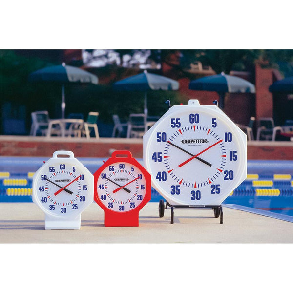 Competitor Pace Clock