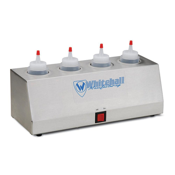 4 Tube Gel Warmer