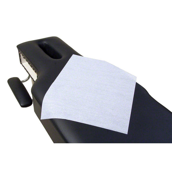 Precut Crepe Headrest Paper Sheets