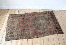 Load image into Gallery viewer, Faded vintage rug