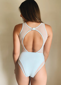 Saphire Monokini - BESITOS DE COCO