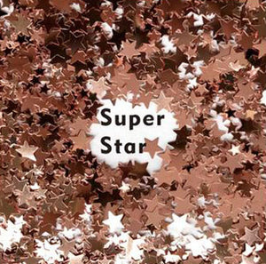 Super Star Bronze Face Glitter